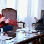 """Manzur se reunió con Rochhia Ferro en el marco de la prórroga de la ley de Biocombustibles: """"El Presidente cumplió su compromiso con Tucumán"""""""